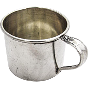 Prelude Baby Juice Cup Sterling Silver International 1939