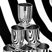 William Spratling Shots 6 Sterling Silver 1945