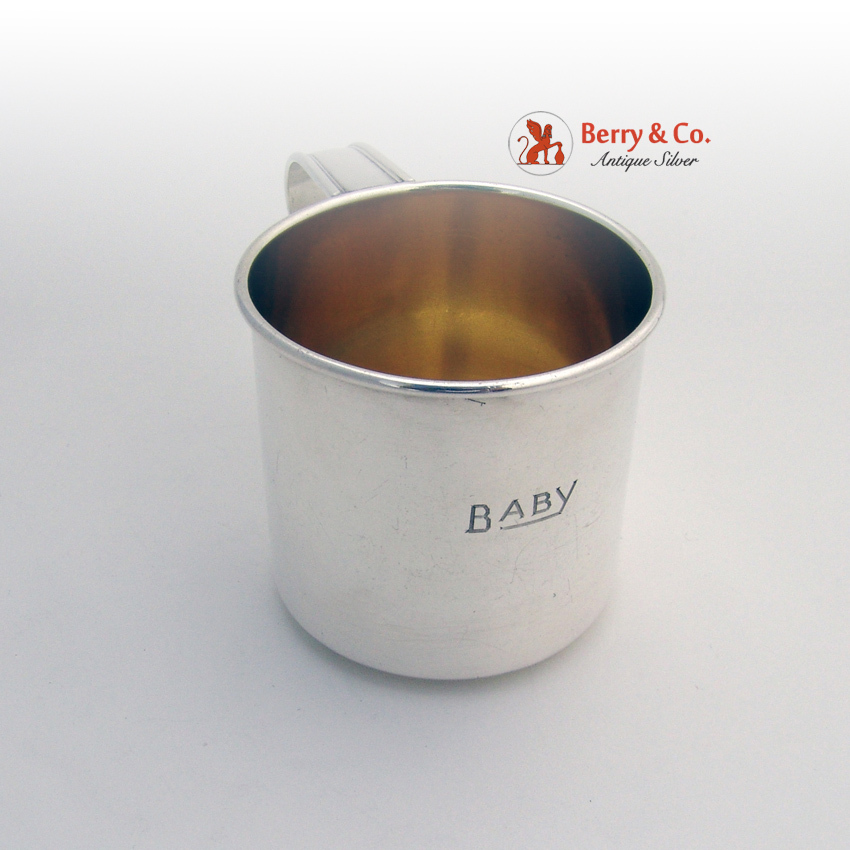 Vintage Baby Cup 4