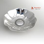 Tiffany Apple Blossom Bowl Sterling Silver 1947