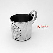 Small Cup 900 Silver Unusual