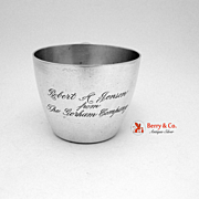 Sterling Silver Cup Gorham 1940