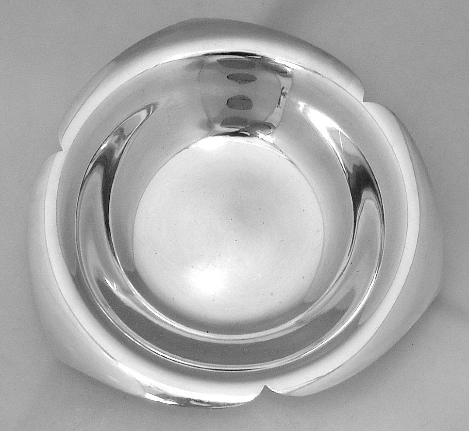 Art Moderne Tiffany & Co. Serving Bowl 1950 Sterling Silver