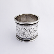 Aesthetic Napkin Ring Gorham Sterling Silver