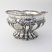 Chantilly Grand Waste Bowl Sterling Silver Gorham 1901