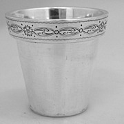 Arts & Crafts Flower Pot Gorham Sterling Silver 1914 No Monogram