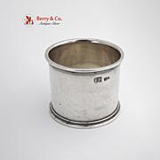 Napkin Ring Russian 84 Standard Silver 1910