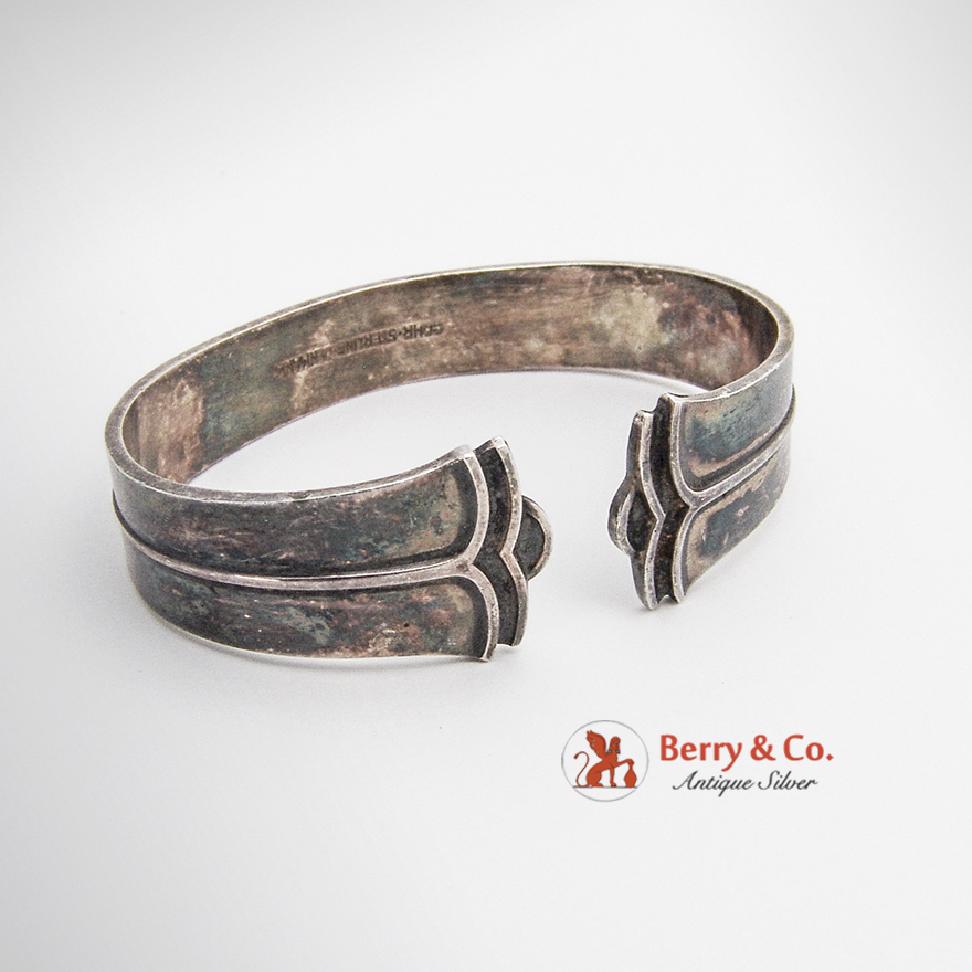 sparta napkin ring sterling silver cohr from berrycom