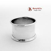 Napkin Ring Sterling Silver Gorham 1940