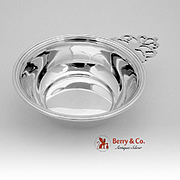 Lord Saybrook Porringer Sterling Silver International 1950