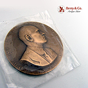 Robert Hutchings Goddard Medal Bronze Us Mint 1959