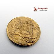 Sesquicentennial International Exposition Medal Gilt Bronze 1926