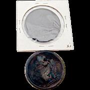 English Copper Coins 2 Pieces 1810