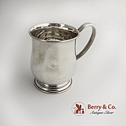 Cup Sterling Silver Lunt 1940