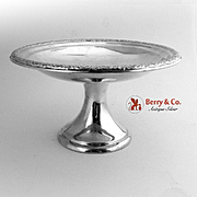 Prelude Compote Sterling Silver International 1939