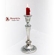 Strasbourg Candlestick Sterling Silver Gorham