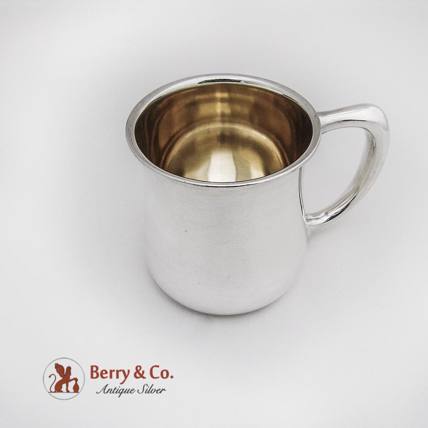 Baby Cup Sterling Silver Towle Silversmiths From Berrycom