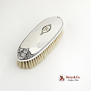 Sir Christopher Clothes Brush Sterling Silver Wallace 1936