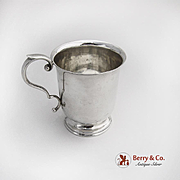 Vintage Sterling Silver Cup GFW And S Birmingham 1924