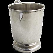 Vintage Sterling Silver Cup H W Ltd Birmingham 1924