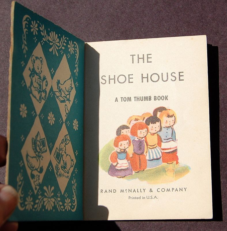 The Shoe House A Tom Thumb Book