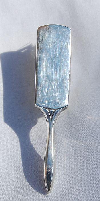 Vintage Webster Sterling Silver Baby Brush