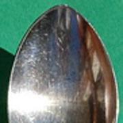 Community Silverplate Fleur D Luce Serving Spoon