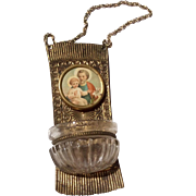 Vintage  Saint Anthony Holy Water Font