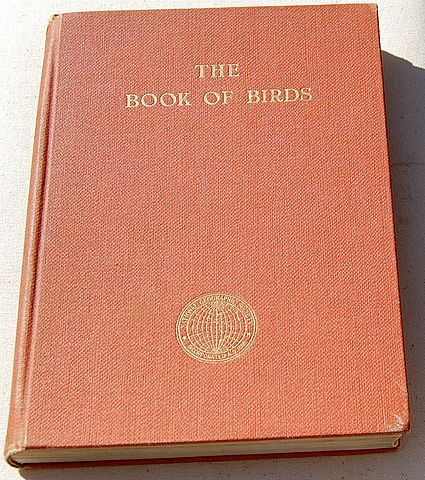 1927 The Book Of Birds - Birds of Town & Country, The Warblers, & American Game Birds