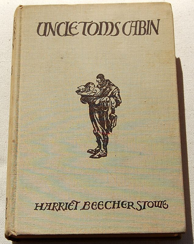 1929 Uncle Tom's Cabin Harriet Beecher Stowe