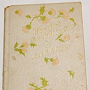 1898 What Good Does Wishing Do?  Anna Robertson Brown Lindsay, P