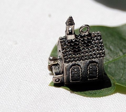 Vintage Sterling Silver Dancraft Movable Charm