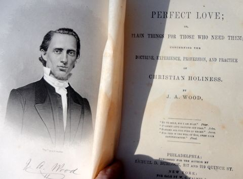 1861 Perfect Love By J. A. Wood