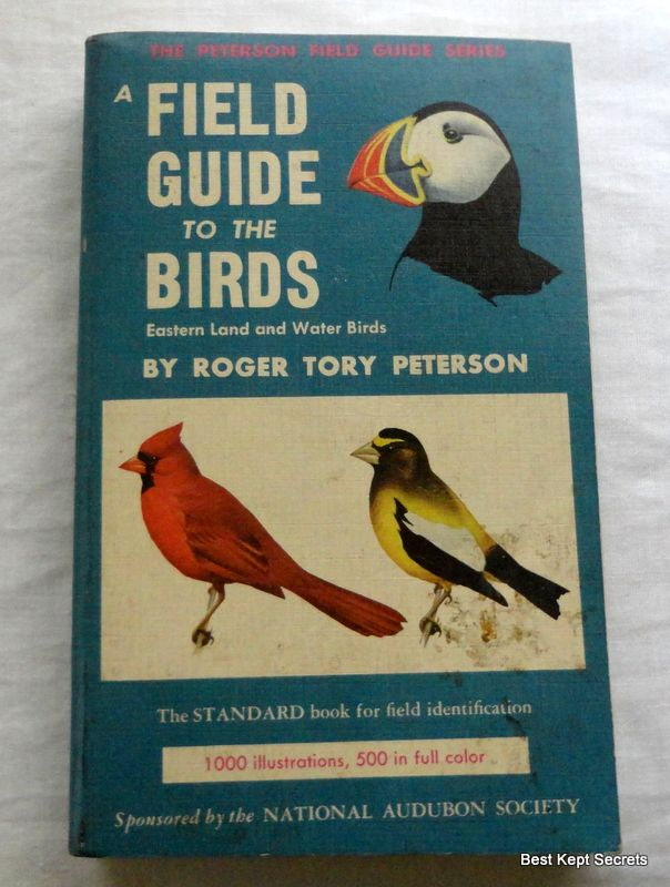 1947 A Field Guide To The Birds Eastern Land And Water Birds Roger Tory Peterson