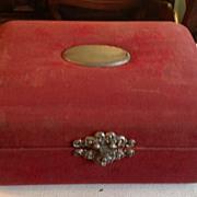 Victorian Jewelry Keepsake Box