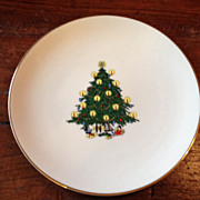 1972 B. C. Clark Limited Edition Christmas Plate