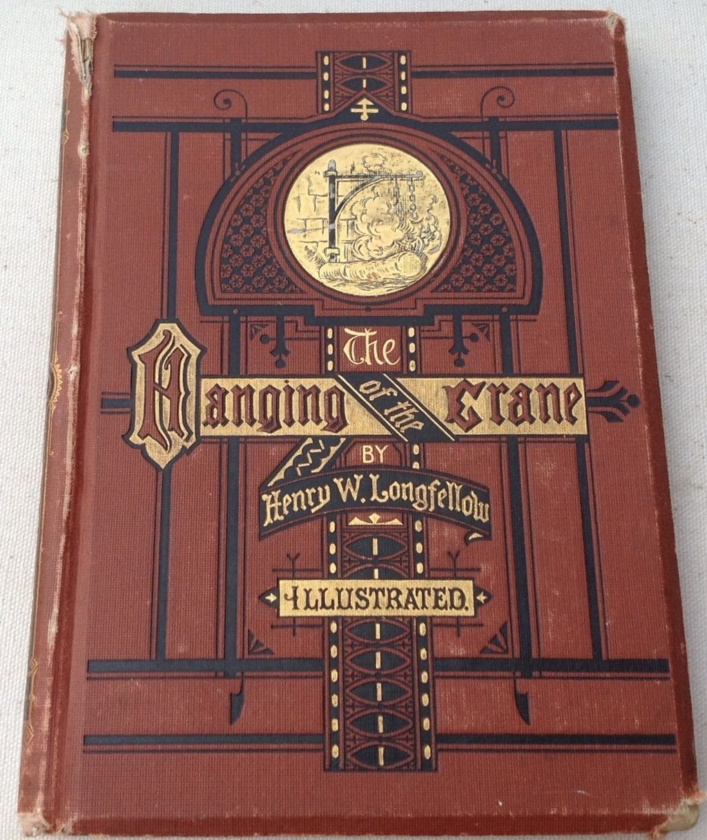 1876 Hanging Of The Crane By Henry Wadsworth Longfellow