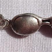 Vintage Sterling Silver Sun Glasses Charm