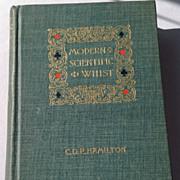 1894 Modern Scientific Whist By C. D. F. Hamilton