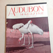 Audubon Magazine May - June 1943 Published By The National Audubon Society