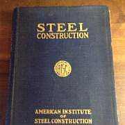 1934 Steel Construction