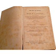 The Rules And Exercises Of Holy Living