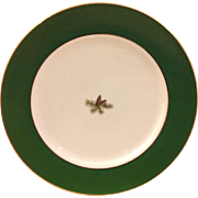 Christmas Classic Charger Plate By Department 56