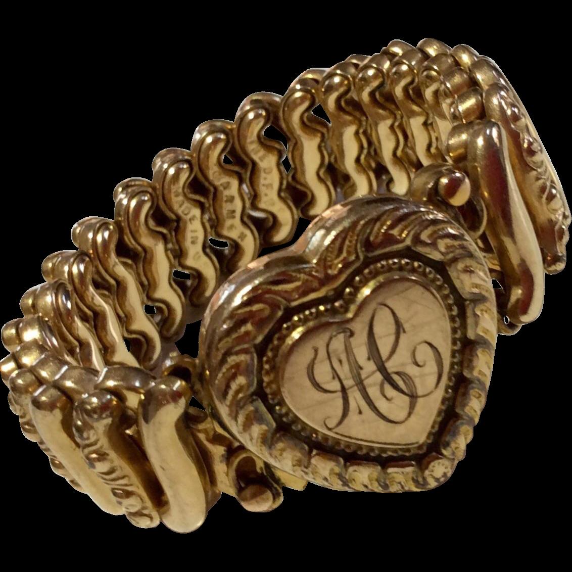 Vintage Expansion Bracelet 64