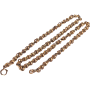 "Vintage Gold Filled 19"" Chain Necklace"