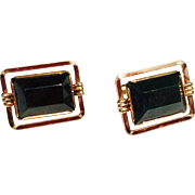 Vintage Destino 12 K Gold Filled Cuff Links
