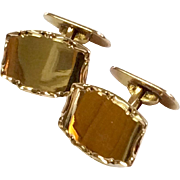 Classic Gold Filled Cufflinks