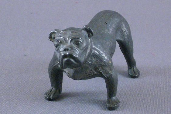 Vintage Cowans Chicago Spec. MFG. CO. Old English Bull Dog