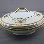 Noritake China 'Carltonia' Round Covered Vegetable Bowl
