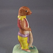 Wedgwood Dominic Sly Oakapple Wood Figurine